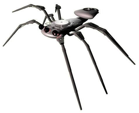 Spider-concept van BAE Systems