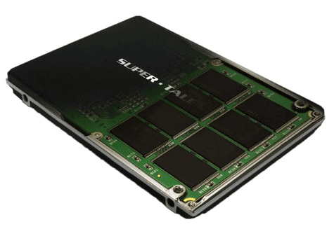 Super Talent Technologies ssd