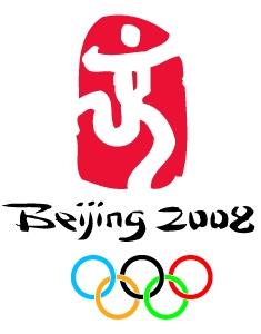 Beijng 2008 logo