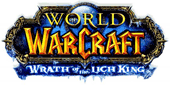 WoW Wrath of the Lich King logo