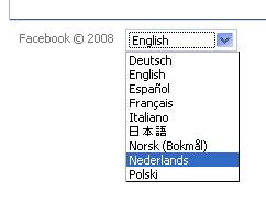 Facebook Nederland