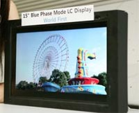 Samsung blue phase lcd