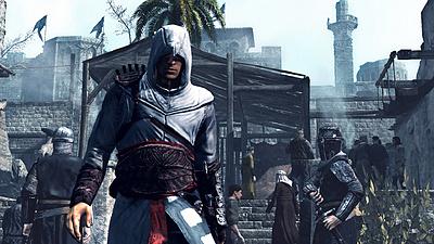 Assassin's Creed - art