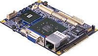 Via Epia PX5000EG pico-itx met 500MHz Via Eden ulv-processor