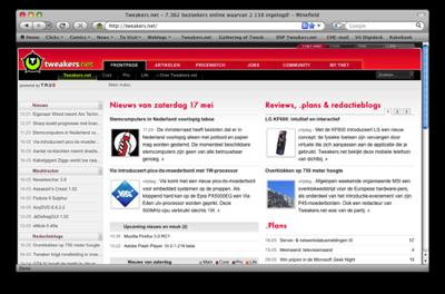 Firefox 3 RC1 (klein)