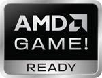 AMD Game! Ready logo
