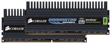 Corsair Dominator dd3