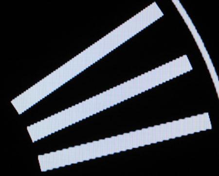 Samsung 40A656 Diagonaalfilter
