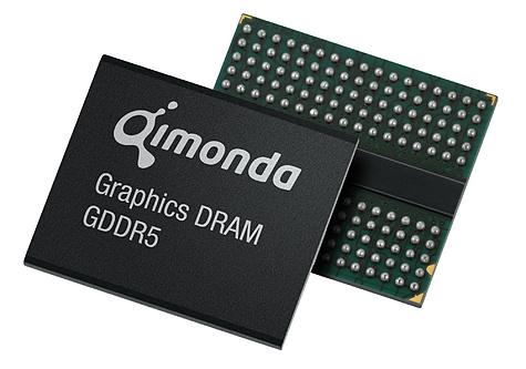 Qimonda gddr5