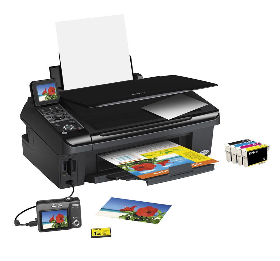 Epson D92 Printer Driver