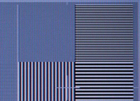 JVC LT42V80BU Videoresolutionlosstest