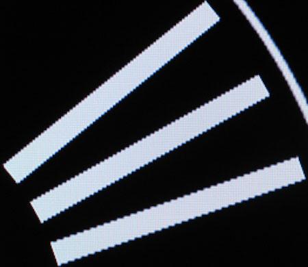 JVC LT42V80BU Diagonaalfilter