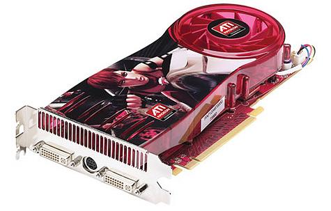 ATI Radeon HD3850