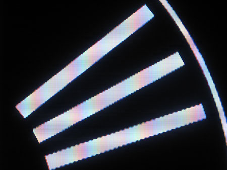 LG 50PG6000 Diagonaalfilter