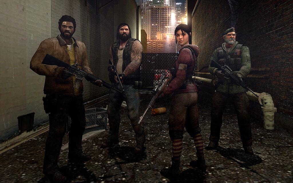 Left 4 Dead schuift door naar november - Gaming - Nieuws ...