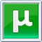 µTorrent 1.8 logo (60 pix)