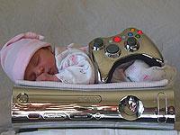Baby op Xbox 360