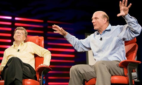 Gates en Ballmer interview