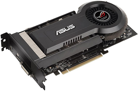 Asus EN9600GT Matrix