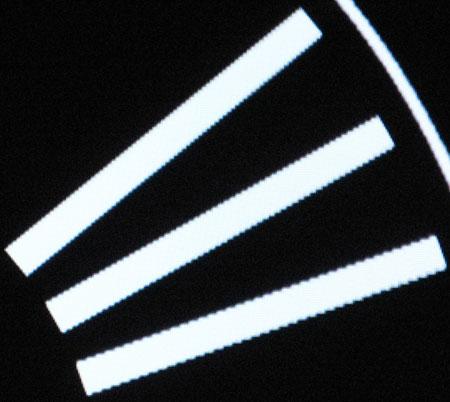 Sharp LC-46X20E Diagonaalfilter