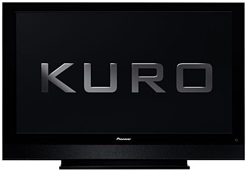 Pioneer Kuro 428XD Productfoto