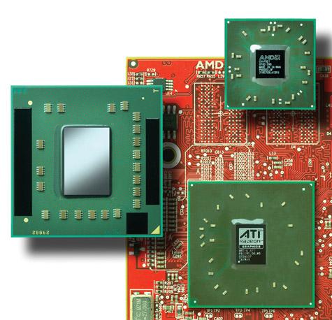 AMD Puma platform Turion X2 Ultra, M780G, Mobility Radeon HD 3800