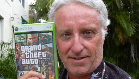 Jack Thompson met Grand Theft Auto IV