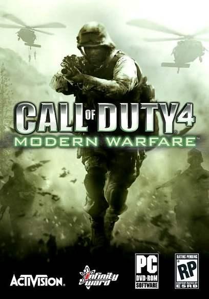 Call of Duty 4: Modern Warfare (410 pix)