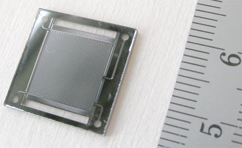 IBM waterkoeling chip