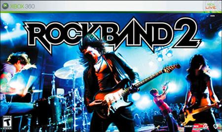 Rock Band 2 - doos 1