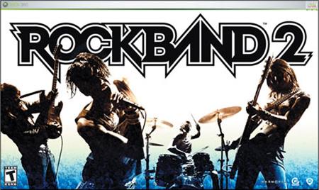 Rock Band 2 - doos 2