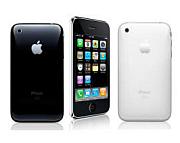 Iphone 3g white black