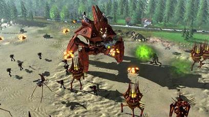 Universe at War: Earth Assault screenshot (410 pix)
