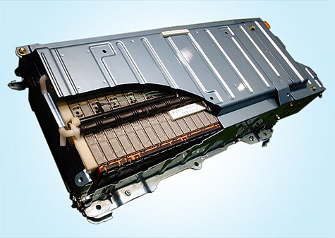 Nikkel-metaalhydride-accu Toyota Pruis