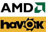 AMD Havok logos