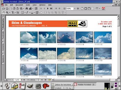Adobe Reader op Linux door middel van Wine (410 pix)