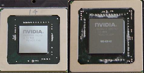 Nvidia G92b G92