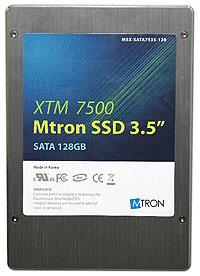 Xtm 7500 ssd van Mtron