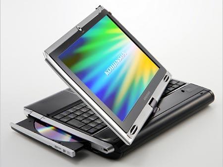 Kohjinsha SX-serie tablet