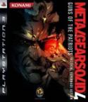 Metal Gear Solid 4 packshot