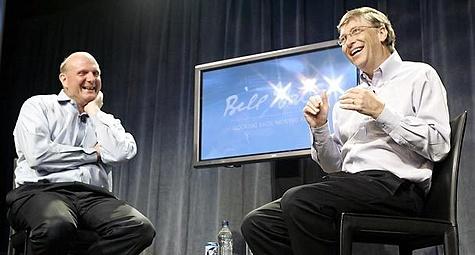 Afscheid Bill Gates van Microsoft