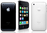 Iphone 3g white black