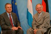Hirsch Ballin en Schäuble
