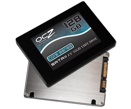 OCZ Core ssd's