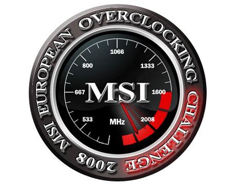 MSI OC Challenge