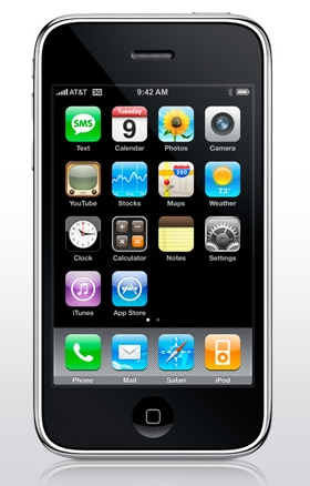 Iphone 3G productfoto