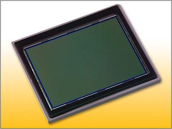 Kodak 50-megapixel beeldsensor KAF-50100