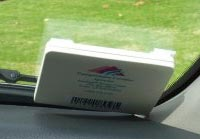 Fastrak transponder