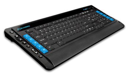 OCZ Elixir keyboard