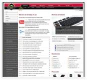 Tweakers.net layout 6: breedte 1100